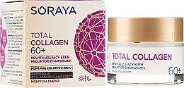 Kup Regenerujący krem na dzień i noc Reduktor zmarszczek 60+ - Soraya Total Collagen