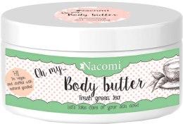 Kup Masło do ciała Zielona herbata - Nacomi Body Butter
