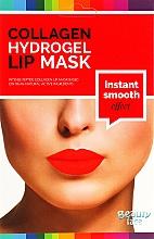 Kup Hydrożelowa maska kolagenowa do ust - Beauty Face Wrinkle Smooth Effect Collagen Hydrogel Lip Mask