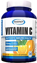 Kup Suplement diety Witamina C w kapsułkach - Gaspari Nutrition Vitamin C 750mg