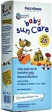Kup Przeciwsłoneczny balsam do twarzy i ciała dla niemowląt SPF 25 - Frezyderm Baby Sun Care