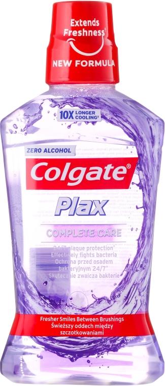 Płyn do płukania jamy ustnej 12 w 1 - Colgate Plax Complete Care