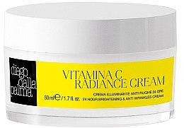 Kup Rozświetlający krem przeciwzmarszczkowy do twarzy - Diego dalla Palma Vitamina C 24 Hour Brightening & Anti Wrinkles Cream