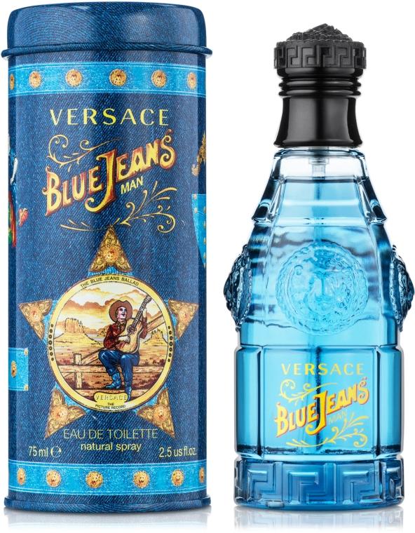 Versace Blue Jeans - Woda toaletowa