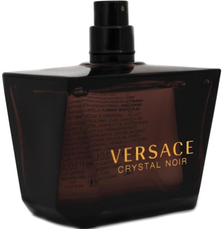 Versace Crystal Noir - Woda perfumowana (tester bez nakrętki) — фото N2