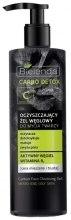 Kup Oczyszczający żel węglowy do mycia twarzy do cery mieszanej i tłustej - Bielenda Carbo Detox Gel