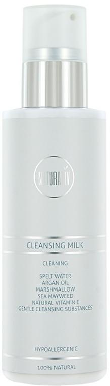 Hipoalergiczne mleczko do demakijażu - Naturativ Hypoallergenic Cleansing Milk — фото N2