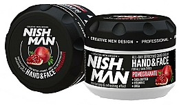 Kup Krem do rąk i twarzy - Nishman Hand & Face Cream Pomegranate