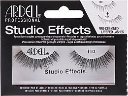 Kup Sztuczne rzęsy na pasku - Ardell Studio Effect Lashes 110