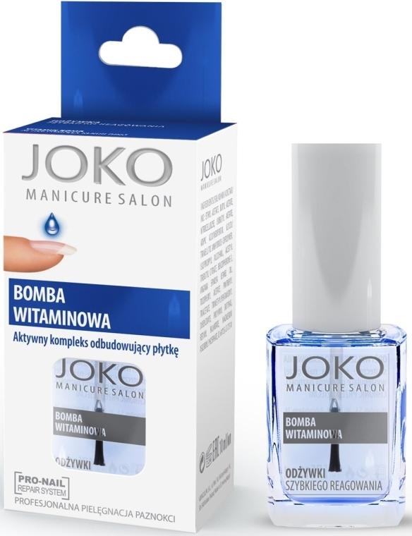 Aktywny kompleks odbudowujący płytkę - Joko Manicure Salon