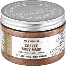 Kup Antycellulitowa maska do ciała Kawa - Organique Professional Spa Therapie Coffee Body Mask