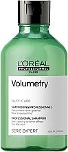 Kup Szampon nadający objętość włosom cienkim i delikatnym - L'Oreal Professionnel Série Expert Volumetry Anti-Gravity Effect Volume Shampoo New