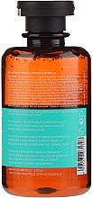 Normalizujący szampon do włosów Pokrzywa i propolis - Apivita Shampoo For Oily Roots And Dry Ends With Nettle & Propolis — фото N2