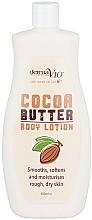 Kup Wygładzający balsam do ciała z masłem kakaowym - Derma V10 Cocoa Oil Body Lotion