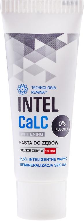 Wybielająca pasta do zębów - INTELCaLC Whitening