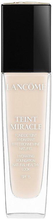 Podkład rozświetlający - Lancome Teint Miracle SPF 15