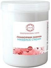 Kup Krem do masażu Plumeria i jaśmin - Yamuna Massage Cream