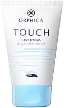 Kup PRZECENA! Nawilżający peeling do rąk - Orphica Touch Hand Peeling *