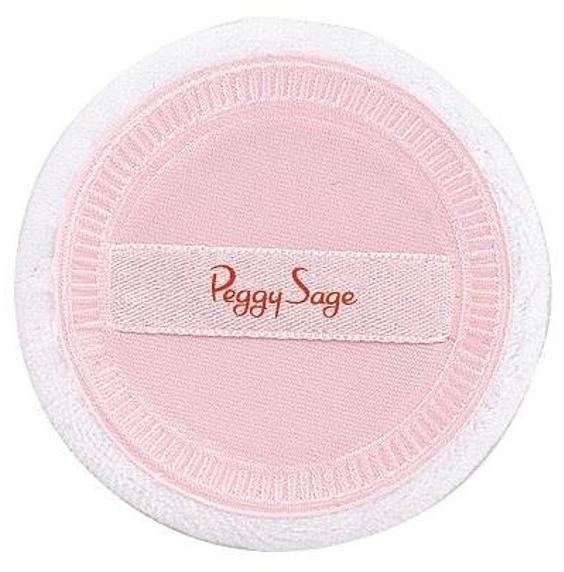 Puszek do makijażu, różowy - Peggy Sage Make-up Sponge — фото N1