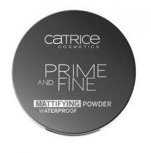 Kup Wodoodporny puder matujący - Catrice Prime And Fine Mattifying Powder