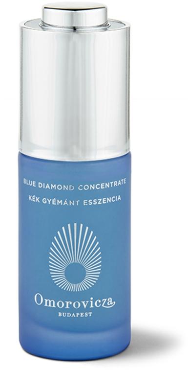 Koncentrat do twarzy - Omorovicza Blue Diamond Concentrate — фото N1