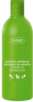 Naturalny oliwkowy szampon do włosów - Ziaja Oliwkowa