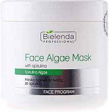Kup Maska algowa ze spiruliną do twarzy - Bielenda Professional Face Program Algae Spirulina Face Mask