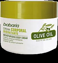 Kup Krem do ciała 100% oliwa z oliwek - Babaria Olive Oil Nourishing Body Cream