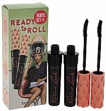Kup Zestaw tuszy do rzęs - Benefit Ready To Roll Mascara Set (mascara 4 g x 2)