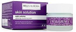 Kup Krem odżywczy do twarzy na noc - Bella Aurora Night Solution Repairing Nourishing Balm