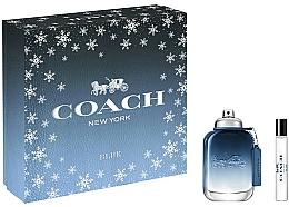 Kup Coach Blue - Zestaw (edt 60 ml+ edt 7,5 ml)