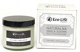 Kup Naturalna świeca sojowa Zielone jabłuszko - Eco Life Candles
