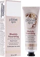 Kup Odżywczy krem do rąk z afrykańskim masłem shea - Avon Planet Spa Hand Cream