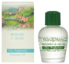 Kup Olejek perfumowany Piżmo i morwa - Frais Monde Musk And Mulberry Perfumed Oil