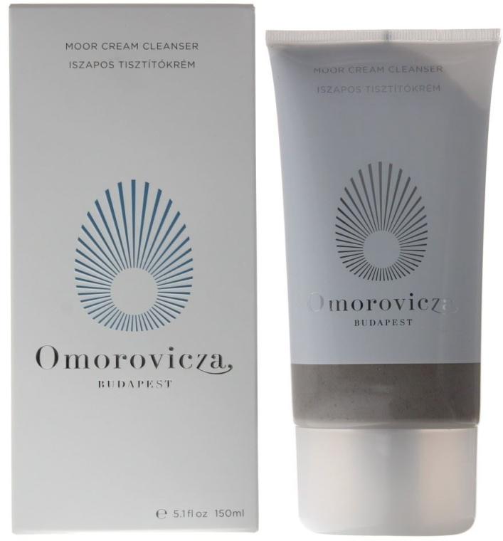 Oczyszczający krem do twarzy - Omorovicza Moor Cream Cleanser — фото N1