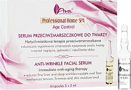 Kup Serum przeciwzmarszczkowe do twarzy w ampułkach - AVA Laboratorium Home SPA Age Control