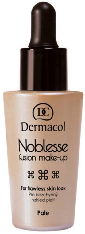 Podkład do twarzy - Dermacol Noblesse Fusion Make Up