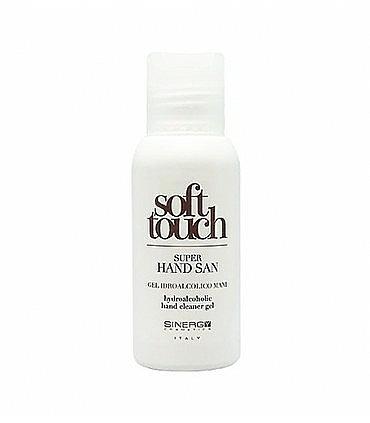 Żel antybakteryjny do rąk - Sinergy Cosmetics Soft Touch Super Hand San Gel — фото N1
