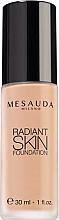 Kup Podkład do twarzy w płynie z kwasem hialuronowym - Mesauda Milano Radiant Skin Foundation