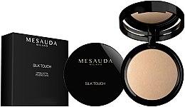 Kup Wypiekany puder do twarzy - Mesauda Milano Silk Touch Powder
