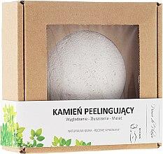 Kup 100% naturalny ręcznie wykonany kamień peelingujący do ciała - Pierre de Plaisir Natural Scrubbing Stone Body