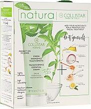 Kup Zestaw - Collistar Natura Facial Treatment Do It Yourself (cr 110 ml + bowl)