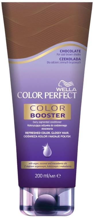Koloryzujący balsam-booster - Wella Color Perfect Color Booster — фото N1