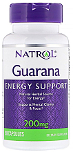 Kup Guarana, 200 mg - Natrol Gyarana