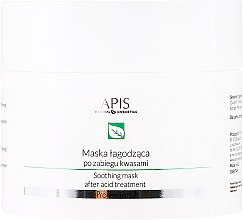 Kup Maska łagodząca do twarzy po zabiegu kwasami - APIS Professional Eksfoliacja