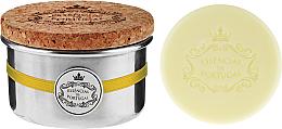 Kup PRZECENA! Naturalne mydło w kostce Cytryna - Essências de Portugal Tradition Aluminum Jewel-Keeper Lemon Soap (w puszce) *