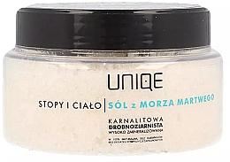 Kup Drobnoziarnista sól z Morza Martwego - Silcare Quin Dead Sea Salt