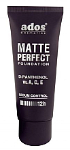 Kup Matujący podkład do twarzy - Ados Matte Perfect Foundation