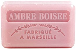 Kup Marsylskie mydło w kostce Drzewny bursztyn - Foufour Savonnette Marseillaise Ambre Boisee