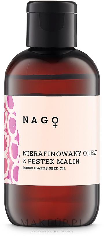 Nierafinowany olej z pestek malin - Fitomed Rubus Idaeus Seed Oil — фото 100 ml